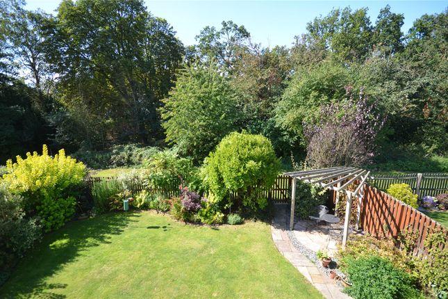 Rear Garden of Wayland Close, Bradfield, Reading, Berkshire RG7