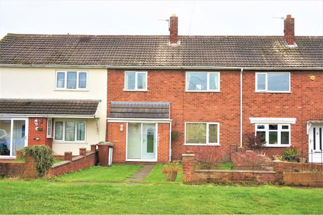 Thumbnail Terraced house for sale in Lawley Close, Walsall