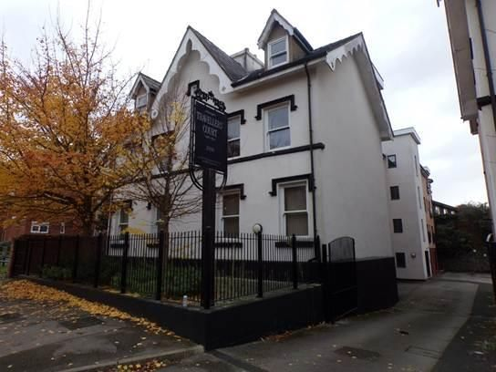 Thumbnail Flat for sale in Travellers Court, 15 Aigburth Vale, Liverpool, Merseyside