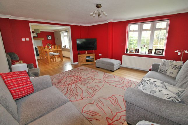 Thumbnail Detached house for sale in Middle Street, Corringham, Gainsborough