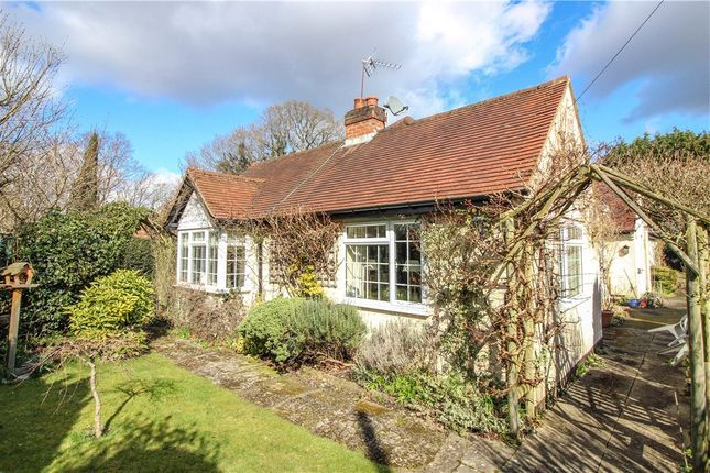 Thumbnail Detached house for sale in Frogmore Road, Blackwater, Camberley