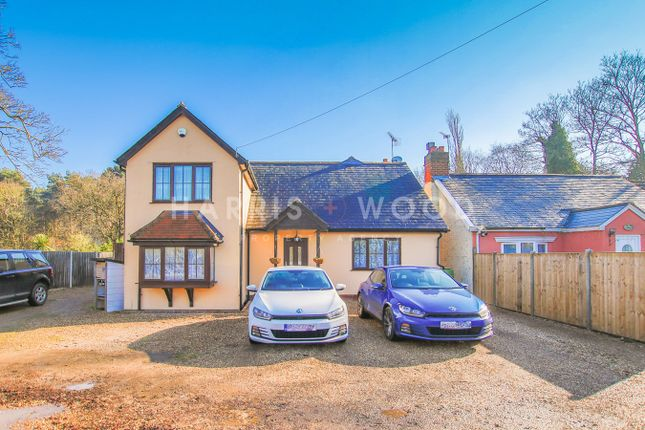 Thumbnail Detached house for sale in Bounstead Road, Blackheath, Colchester