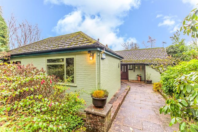 Thumbnail Bungalow for sale in Scords Lane, Toys Hill, Westerham