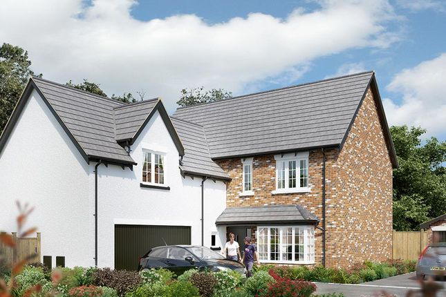 "Thumbnail Detached house for sale in ""The Langham"" at Dark Lane, Whatton, Nottingham"