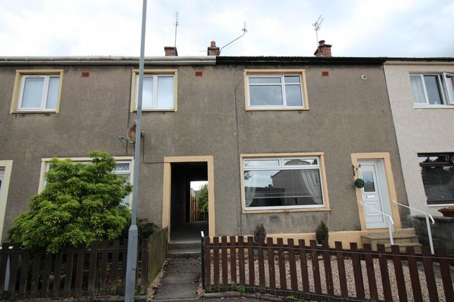 Thumbnail Terraced house to rent in Clarinda Avenue, Camelon