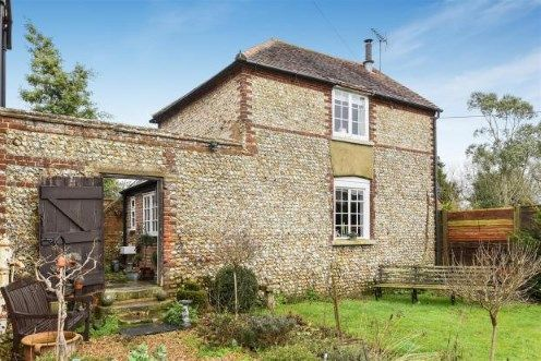 Thumbnail Detached house for sale in Oving Road, Chichester, West Sussex
