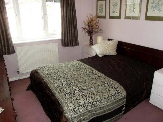 Master Bedroom of Barrymore Court, Grappenhall, Warrington, Cheshire WA4