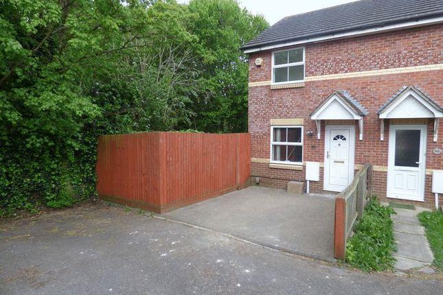 Thumbnail End terrace house for sale in Cherrington Drive, Abbeymead, Gloucester