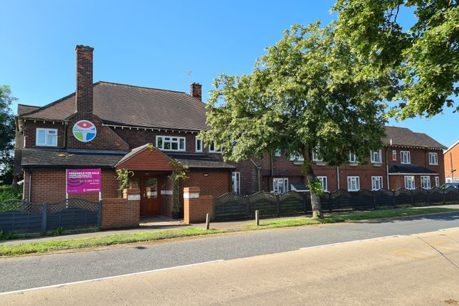 Thumbnail Property for sale in Grafton House, 157 Ashby Road, Scunthorpe, South Humberside