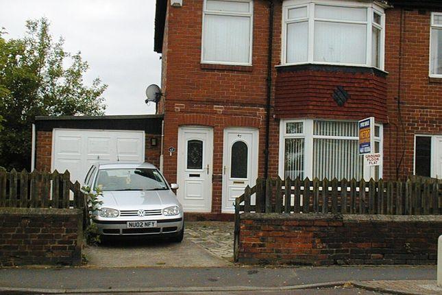 Thumbnail Flat to rent in Wellington Road, Dunston, Gateshead
