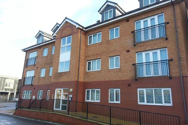 Taylforth Close, Walton, Liverpool L9