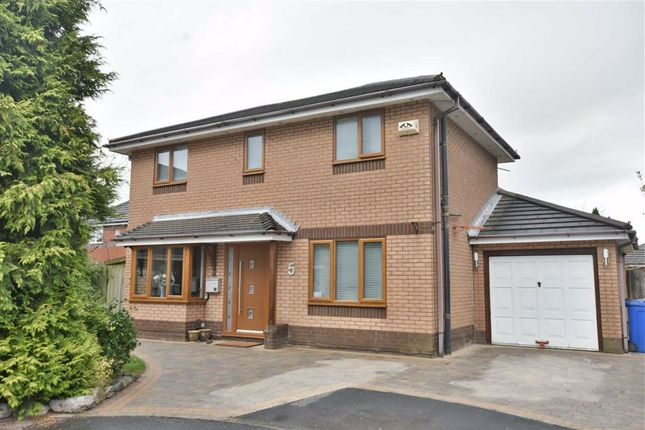 3 bed detached house for sale in Chalbury Close, Hindley, Wigan WN2