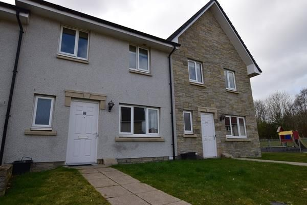 Thumbnail End terrace house to rent in Bellfield View, Kingswells, Aberdeen