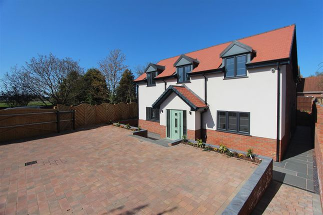 Thumbnail Detached house for sale in Bristol Road, Frenchay, Bristol