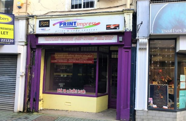 Thumbnail Retail premises to let in 33 New Street, Wellington, Telford, Shropshire