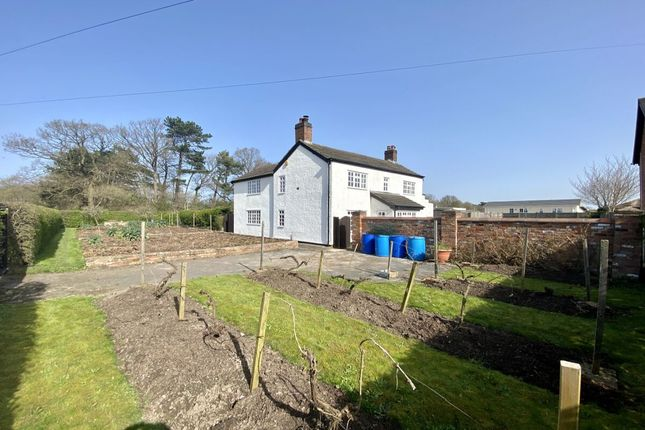 Thumbnail Detached house for sale in Church Minshull, Nantwich