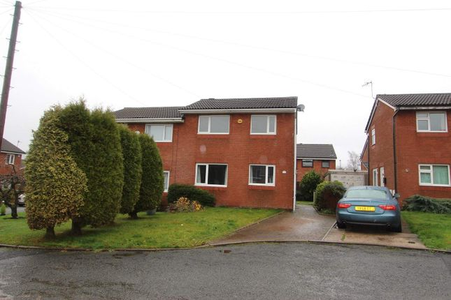 Thumbnail Semi-detached house to rent in Lees Grove, Salem, Oldham