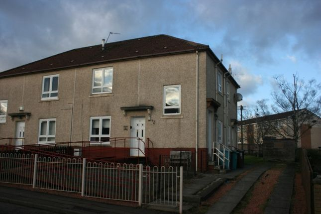 Thumbnail Flat for sale in Gilchrist Street, Coatbridge
