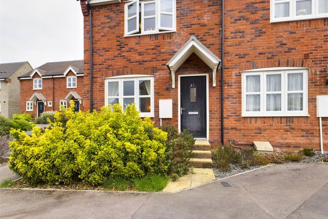 Thumbnail End terrace house for sale in Sneyd Wood Road, Cinderford, Gloucestershire