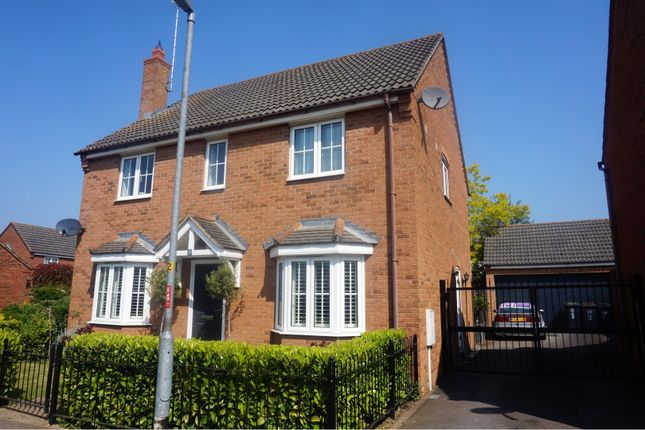 Thumbnail Detached house for sale in Foundry Walk, Thrapston