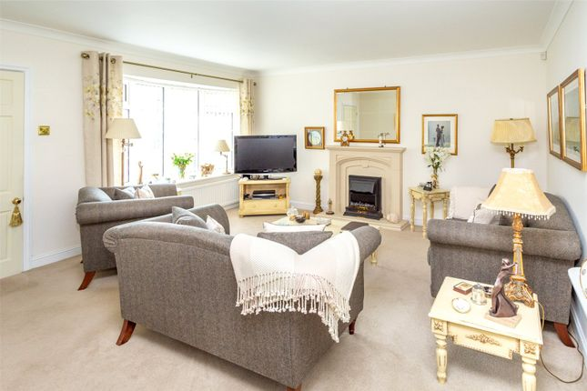 Thumbnail Bungalow for sale in Fulford Mews, Fulford, York