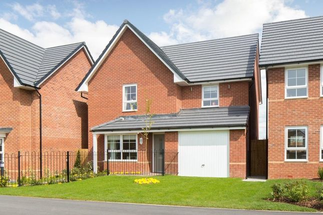 """4 bed detached house for sale in """"Kennington"""" at Great North Road, Micklefield, Leeds LS25"""