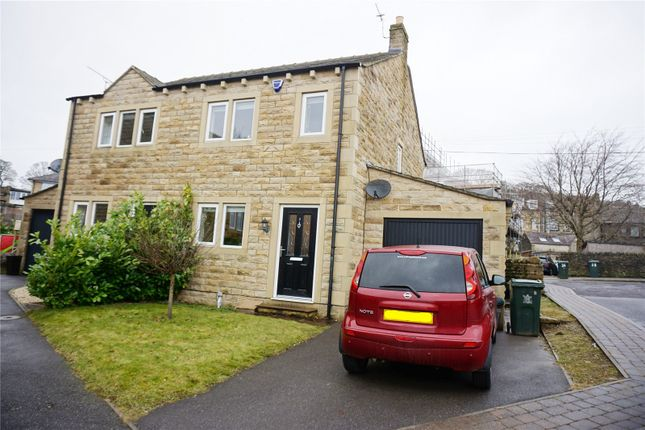 3 bed semi-detached house for sale in Holden View, Oakworth, Keighley BD22
