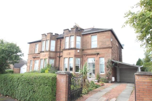 Thumbnail Semi-detached house for sale in Mansewood Road, Glasgow, Lanarkshire