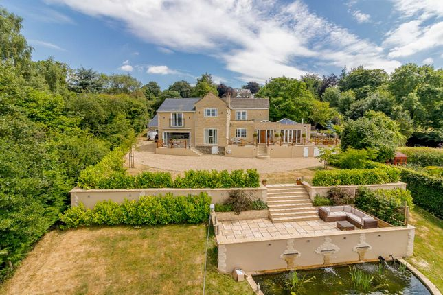 Thumbnail Detached house for sale in Stockwell Lane, Cleeve Hill, Cheltenham