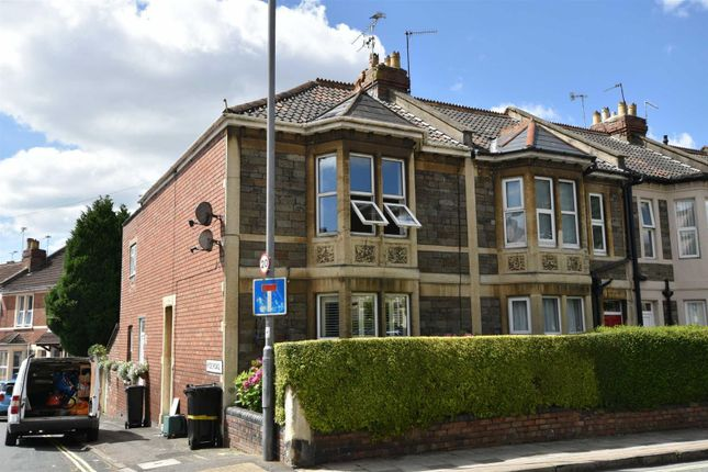 1 bed flat to rent in Redcatch Road, Knowle, Bristol BS4