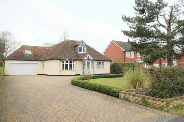 Thumbnail Detached house for sale in Willoughby Close, Kings Coughton, Alcester
