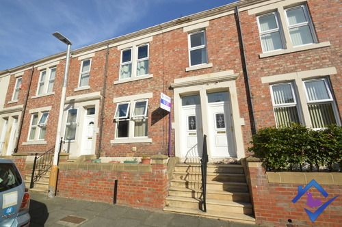 Thumbnail Flat to rent in Windsor Avenue, Gateshead