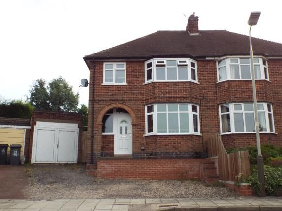 Thumbnail Semi-detached house for sale in Lancing Avenue, Western Park, Leicester, Leicestershire