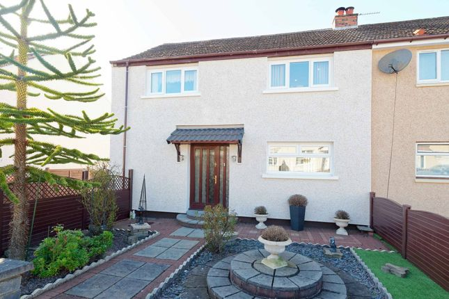 Semi-detached house for sale in Ettrick Street, Wishaw, North Lanarkshire