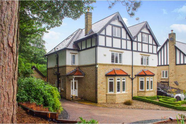Thumbnail Semi-detached house for sale in Ebor Rise, Harrogate