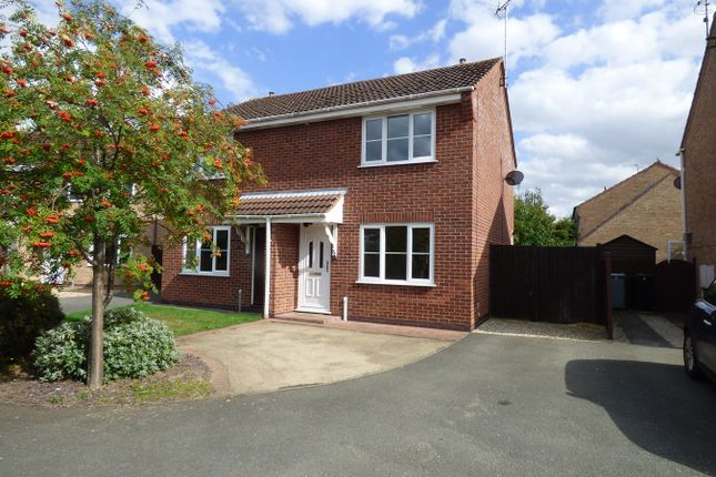 Thumbnail Semi-detached house to rent in Wetherby Close, Bourne