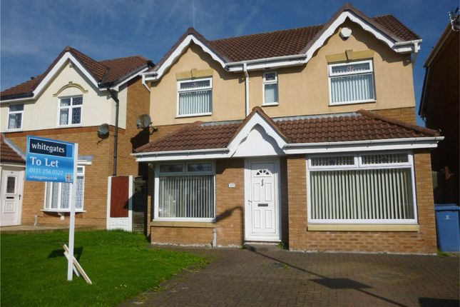 Thumbnail Detached house for sale in Ashwater Road, Liverpool, Merseyside