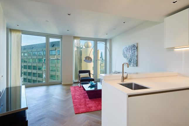 Thumbnail Flat to rent in South Bank, Stamford Street, London