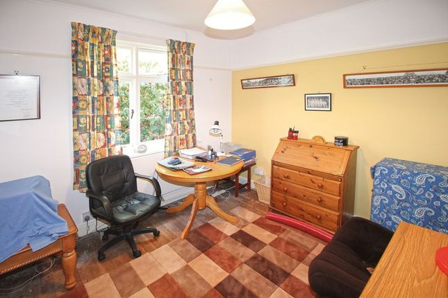 Bedroom / Study of Bell Hill, Gorran Haven, St. Austell PL26
