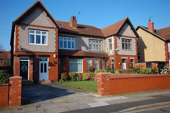 Thumbnail Flat for sale in College Road North, Crosby, Liverpool