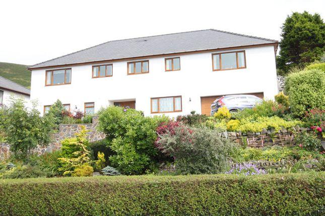 Thumbnail Detached house for sale in Gwastadgoed Isaf, Llwyngwril, Gwynedd