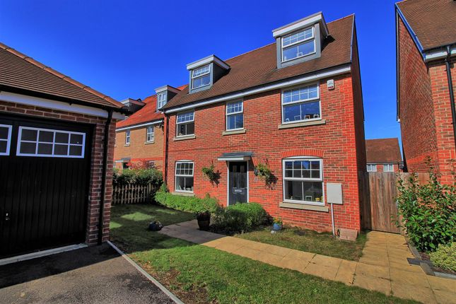 Detached house for sale in Aldridge Way, Buntingford
