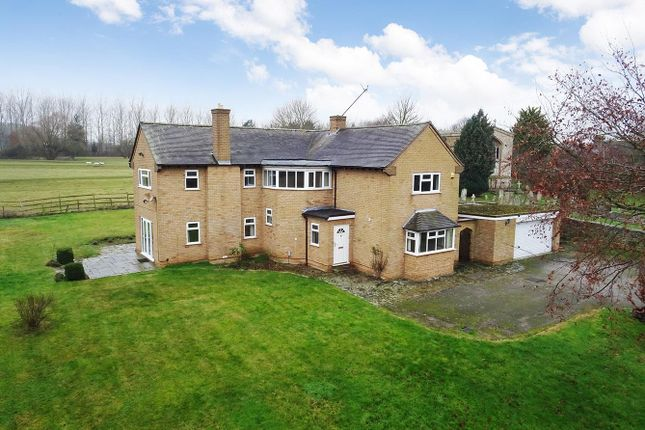 Thumbnail Detached house for sale in All Saints, Barnwell, Peterborough