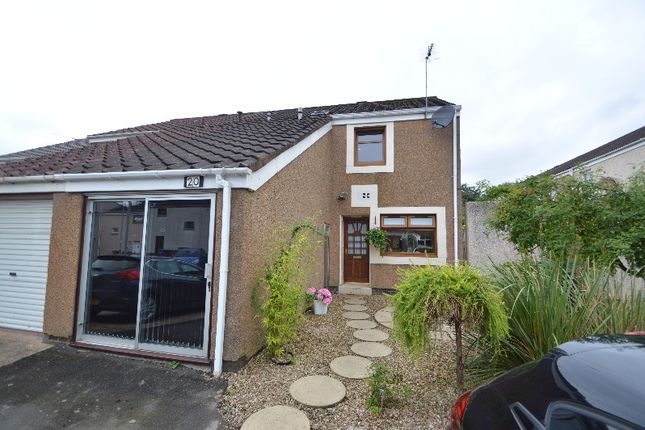 Thumbnail Terraced house for sale in Barra Lane, Irvine, North Ayrshire