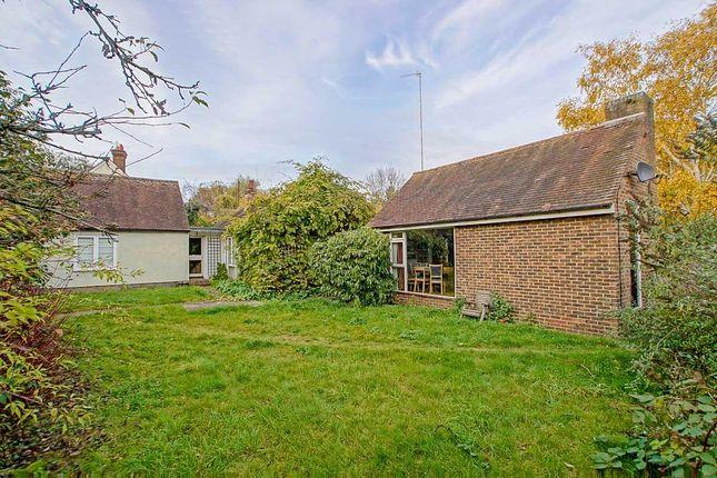 Thumbnail Detached bungalow for sale in Elmoor Avenue, Welwyn