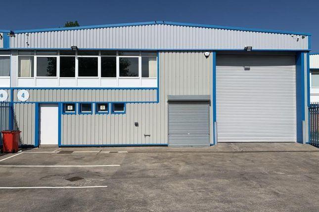 Thumbnail Industrial to let in Unit 4, Unit 4, Brookgate Trading Estate, Brookgate, Bristol