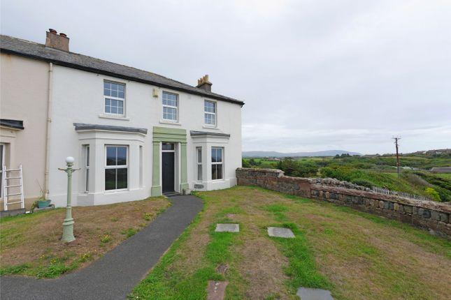 Thumbnail Semi-detached house for sale in 4 Scale Villas, Gosforth Road, Seascale, Cumbria