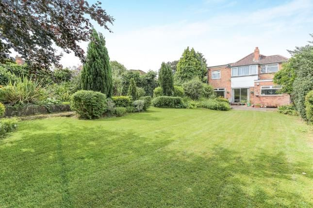 Rear Views of Warmington Road, Sheldon, Birmingham, West Midlands B26