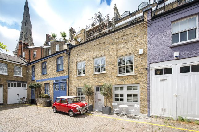 Thumbnail Mews house for sale in Ensor Mews, London