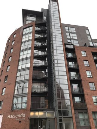 Thumbnail Duplex for sale in The Hacienda, Whitworth Street., Manchester